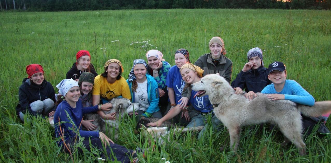<span>Собаки – полноценные члены нашей команды</span>