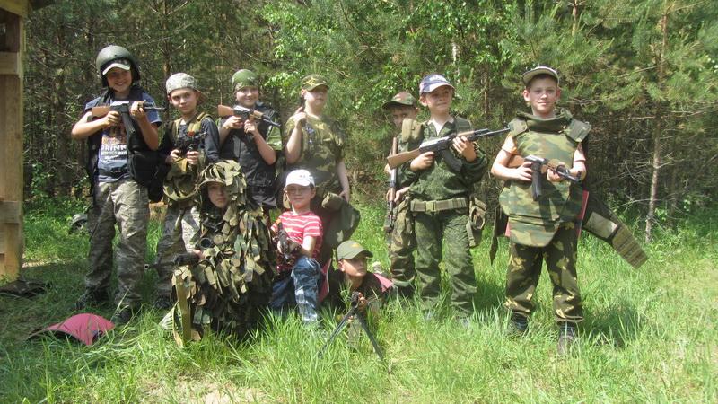<span>Военно патриотические программы для настоящих мужчин!</span>